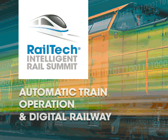 Intelligent Rail Summit 2019, Paris