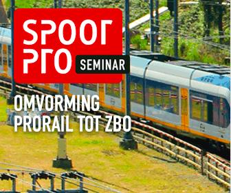 SpoorPro Seminar Omvorming ProRail tot zbo